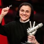 Irmã Cristina vence o The Voice Itália