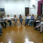 Reunião da Pastoral do Dízimo