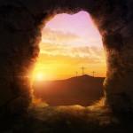 """""""Por que procurais Aquele que vive, entre os mortos? Ele não está aqui, ressuscitou!"""""""