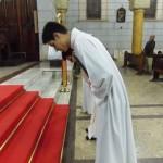 Santa Missa com Benção do Santíssimo 24/05/2016
