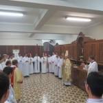Missa do 54º Aniversário de Dedicação da Catedral