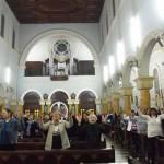 Santa Missa com Benção do Santíssimo