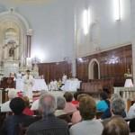 Missa da Acolhida de N. Senhora Aparecida