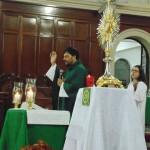 Santa Missa de Adoração e Benção do Santíssimo – (12/07)