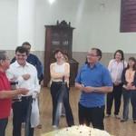 Aniversário natalício do Padre Genildo Neves