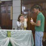 Santa Missa em comemoração ao Dia dos Pais
