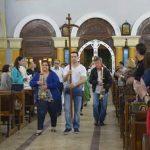 Santa Missa de Adoração ao Santíssimo