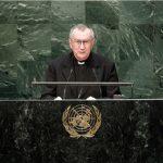 48 milhões de crianças são migrantes forçados, denuncia Parolin