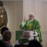 Como viver bem o hoje, reflete o Papa na Missa desta quinta