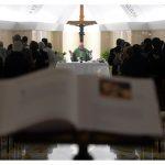 Vida cristã é uma luta contra as tentações, afirma Papa