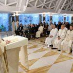 Papa Francisco adverte contra aqueles que convertem a doutrina em ideologia