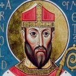 Santo Arnolfo de Metz