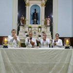 1º Dia do Triduo de São Benedito