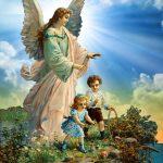 """""""Eis que envio um anjo diante de ti"""""""
