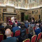 Papa: civilizar o mercado na perspectiva de uma ética amiga do ser humano