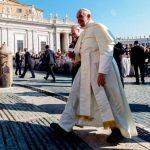 """Papa Francisco: Os cristãos são portadores de um """"pedaço de céu"""""""