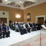Papa: violência em nome da religião ofende Deus