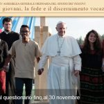 Jovens respondem em massa ao site do Sínodo da Juventude