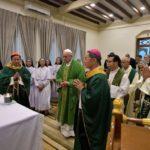 Papa preside missa no arcebispado em Yangun