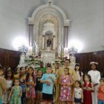Comemoração do dia da padroeira do Brasil