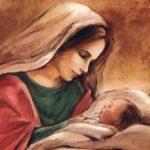 Nasceu da Virgem Maria