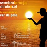 """Campanha """"Dezembro Laranja"""" alerta para prevenção ao câncer de pele"""