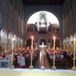 Missa da Passagem e de Santa Maria mãe de Deus