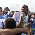 Santuário Nacional de Aparecida recebe 10ª Romaria do Terço dos Homens