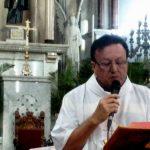 Missa e Páscoa dos Enfermos, dia 24/03