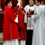 Santa Missa da Paixão e Procissão do Senhor morto