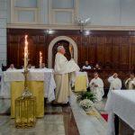 Santa Missa solene de Corpus Christi