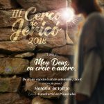 Participe de Cerco de Jericó 2018