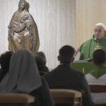 Papa Francisco: ser perseverantes no momento da desolação
