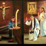 Plantão de Confissões para a Semana Santa