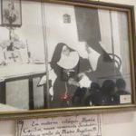 Visita dos jovens na Associação Franciscana De Assistência Social Madre Cecília