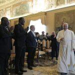 Papa aos missionários: novos horizontes pastorais