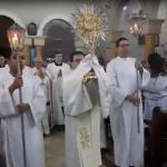Vídeo da Solenidade de Corpus Christi