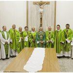Missa do Jubileu na Paróquia São Francisco Xavier