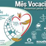 Mês Vocacional 2020: Comissão preparou programação e convida todos a rezarem juntos pelas vocações