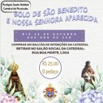 Programação das festividades de São Benedito e Nossa Senhora Aparecida